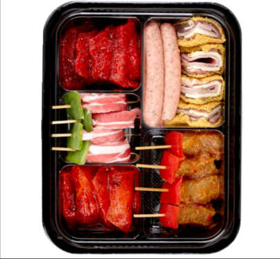 Luxe Gourmet Vleesschotel